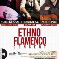 Ethno Flamenco @ Hamam-Prizren | June 6, 2012