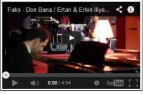 Faks – Don Bana cover / Ertan & Erkin Iliyaz cover