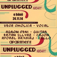 Unplugged Quartet @ Apartment 196 24/11/2014