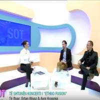 "SOT – KONCERTI ""ETHNO FUSION"", 07.11.14"