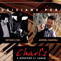 United musicians performance @ Charl's Tirana