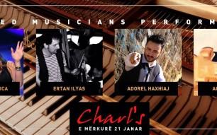 United musicians performance @ Charl's Tirana