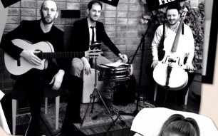 Unplugged Quartet @ Hamam Jazz Bar 04/02/2015
