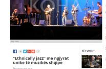 """""""Ethnically jazz"""" me ngjyrat unike të muzikës unike"""