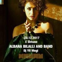 Albana & Band 06.01.2018