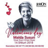 Malda Susuri – Ertan Iliyaz – Visar Kuci 14.02.2018