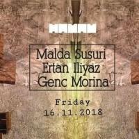 Malda, Ertan & Genc / 16.11.2018