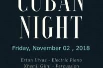 Cuban Night | Session II at Hamam Jazz Bar