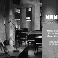 Malda, Ertan & Genc / 15.12.2018