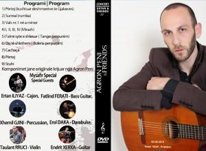 Agron Peni Concert DVD 2013