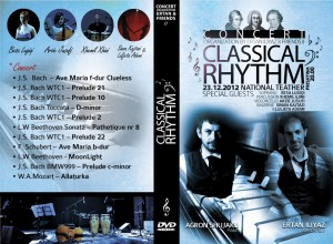 Classical Rhythm Concert DVD - 2012