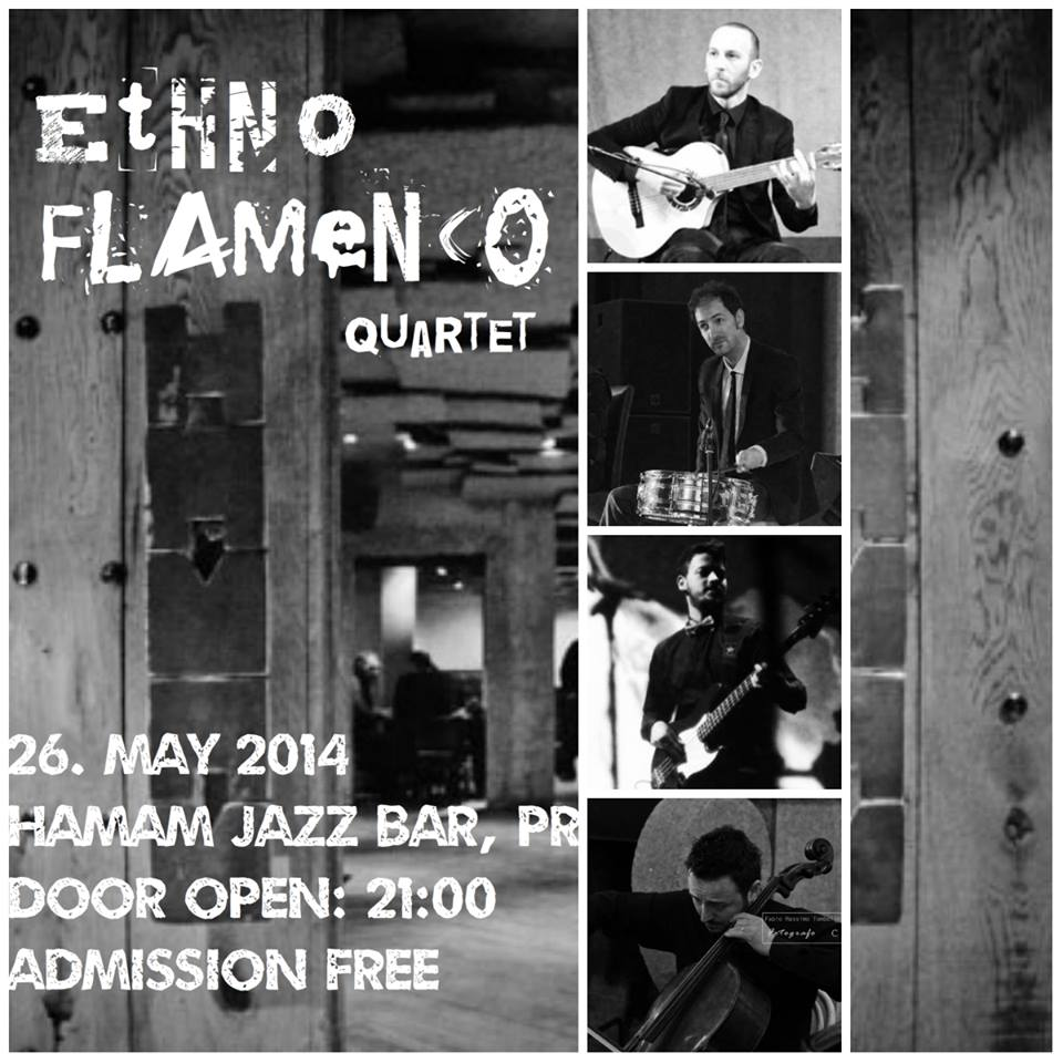 Ethno Flamenco @ Hamam Jazz Bar 16/05/2014