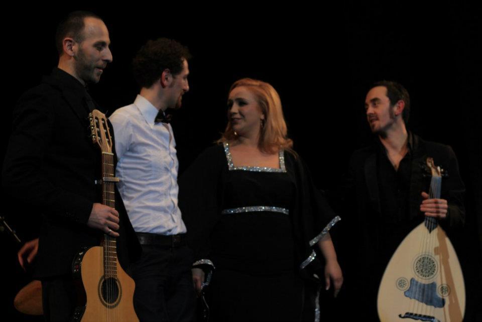 ethno flamenco