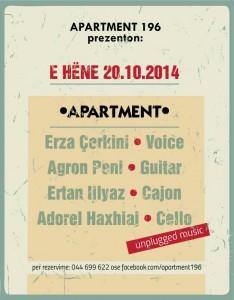 Unplugged Quartet Apartment 196