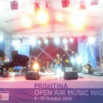 Prishtina Open Air Music Night 2015