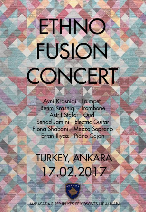 Ethno Fusion Ankara Concert