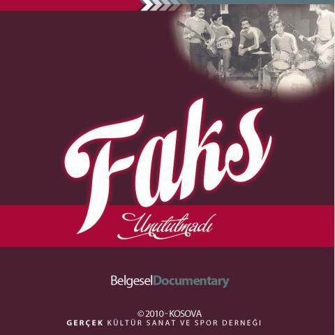 """Faks"" Documentary and Memorial Concert DVD"