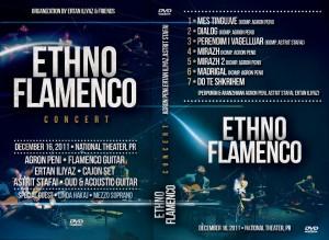 Ethno Flamenco Concert DVD/ 2011