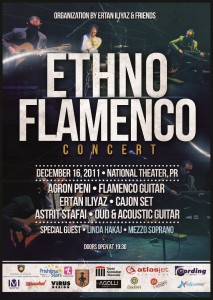 Ethno Flamenco Concert 2011