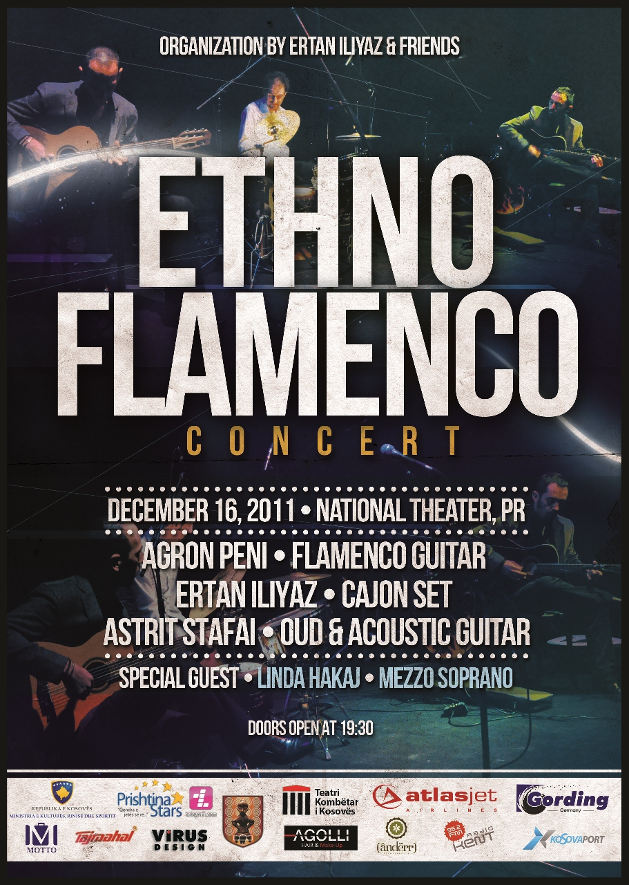 Ethno Flamenco Concert