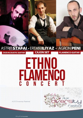 Ethno Flamenco @ AUK Diversity Festival / Harmony for Humanity Concert