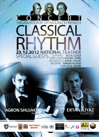 Classical Rhythm - Ertan ILIYAZ