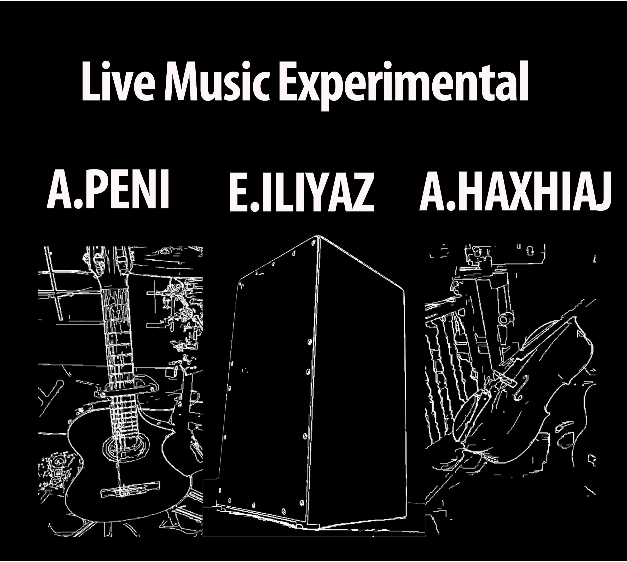 Live Music Experimental at rron rest