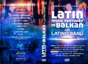 Concert Latin Music features in Balkan & Latino Band_DVD