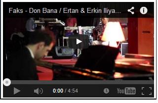 Faks - Don Bana Ertan & Erkin Iliyaz cover