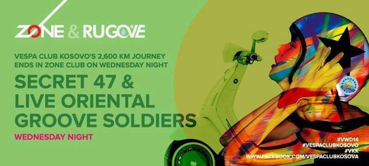 Secret 47 & Oriental Groove Soldiers