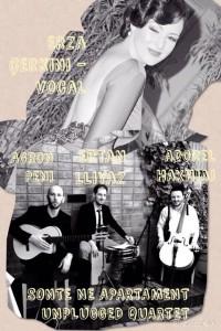 Unplugged quartet