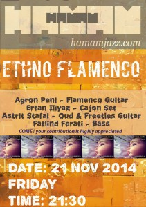 Ethno Flamenco for Nisa