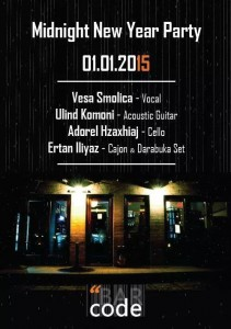 New Year Party 01.01.2015