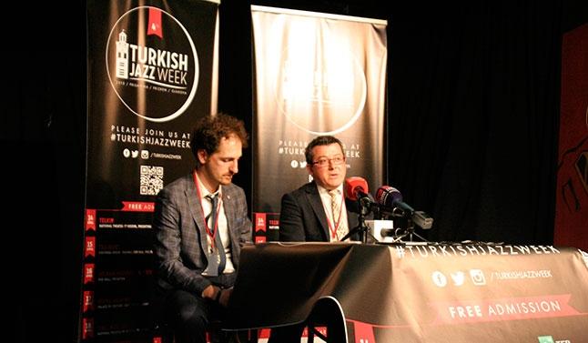 Turkish Jazz Week 4 edition 2015