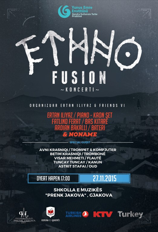 Ethno Fusion - Concert at Gjakova City